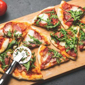 Frozen Rustic Handmade Pizzas